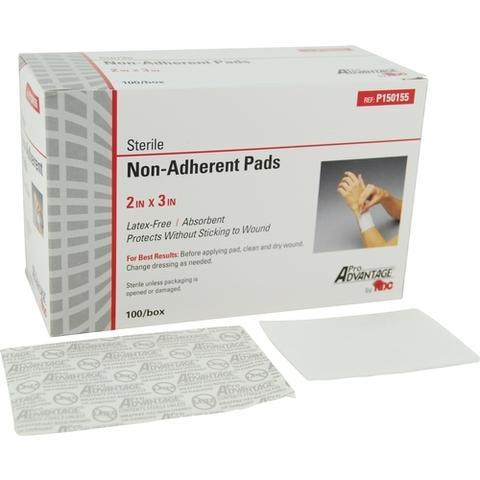 Pro Advantage® Non-Adherent Pads- Please call for Pricing - BC MedEquip