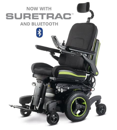 Quickie® QM-7 Series - BC MedEquip Home Health Care