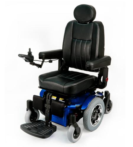 Quickie Pulse™ Series - BC MedEquip Home Health Care