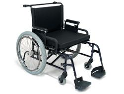 Quickie® M6™ bariatric wheelchair - BC MedEquip Home Health Care