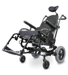 Quickie SR45 Tilt-in-space Wheelchair - BC MedEquip Home Health Care