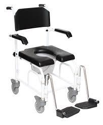 Shower Wheeled Commode - BC MedEquip Home Health Care