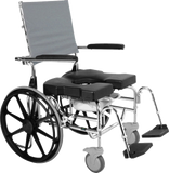 Raz-SP600 Mobile Shower Commode Chair - BC MedEquip Home Health Care