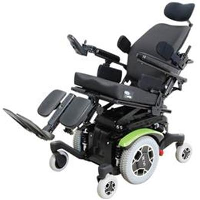 Rental ROVI X3 Power Wheelchair - BC MedEquip Home Health Care