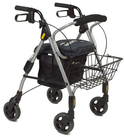 Evolution Sprite Walker Series, Rollator - BC MedEquip Home Health Care