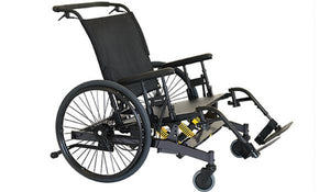 Stellar HD Manual Tilt Wheelchair - BC MedEquip Home Health Care