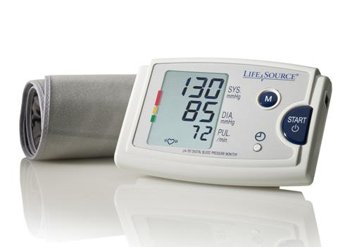 UA-787EJ Digital Blood Pressure Monitor - BC MedEquip Home Health Care