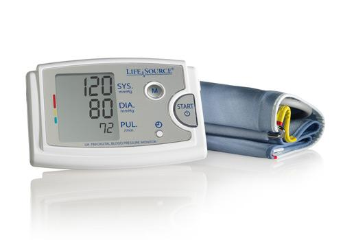 UA-789AC blood pressure monitor - BC MedEquip Home Health Care
