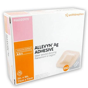 ALLEVYN Ag Adhesive and ALLEVYN Ag Sacrum - BC MedEquip Home Health Care