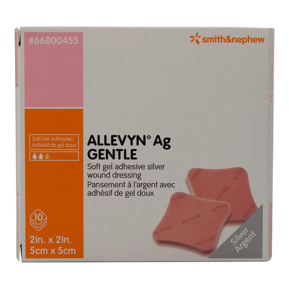 ALLEVYN Ag Gentle - BC MedEquip Home Health Care