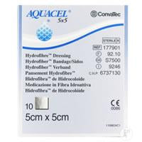 AQUACEL® Hydrofiber® Dressing, White - BC MedEquip Home Health Care