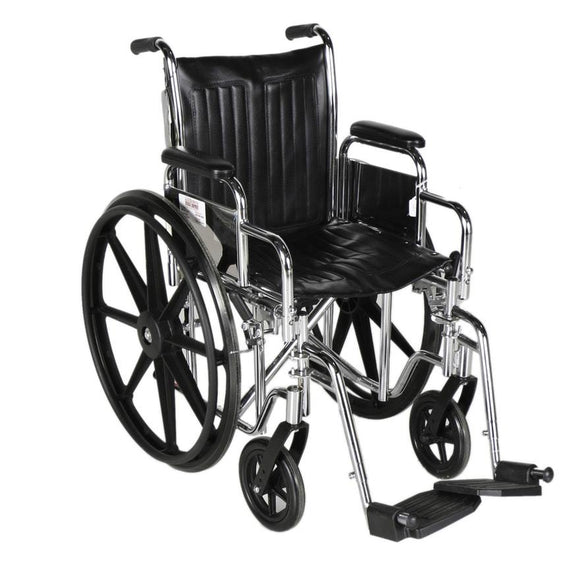 Breezy® EC 2000 Wheelchair - BC MedEquip Home Health Care