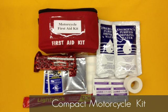 First Aid Compact Vehicle Kit- Please call for Pricing - BC MedEquip Home Health Care