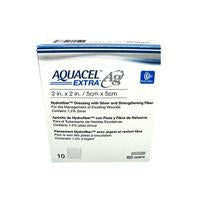 AQUACEL® Ag Extra™ Wound Dressing - BC MedEquip Home Health Care