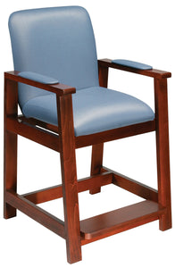 Wood Hip High Chair - BC MedEquip Home Health Care