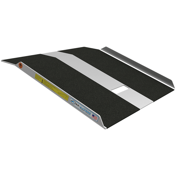 EZ-Access TRAVERSE™ Curb Plate - BC MedEquip Home Health Care