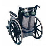 Wheelchair Oxygen Carrier EZ-ACCESSORIES® - BC MedEquip Home Health Care