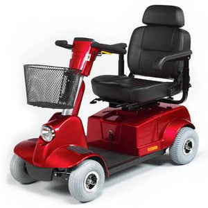 Rental Fortress 1700 DT/TA Scooter **subject to delivery fees...starting at $350/month - BC MedEquip Home Health Care