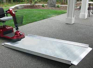 GATEWAY™ 3G Solid Surface Portable Ramp - BC MedEquip