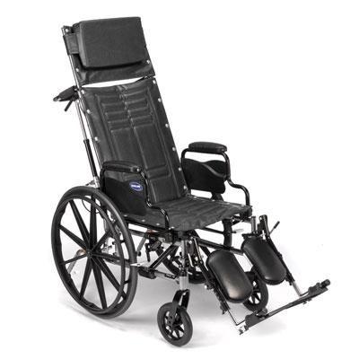 Invacare Tracer SX5 Recliner Wheelchair - 16