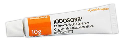 IODOSORB Ointment & Paste - BC MedEquip Home Health Care