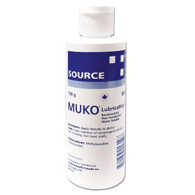Muko Lubricating Jelly 150grams (SM1319/MUK150) - BC MedEquip Home Health Care