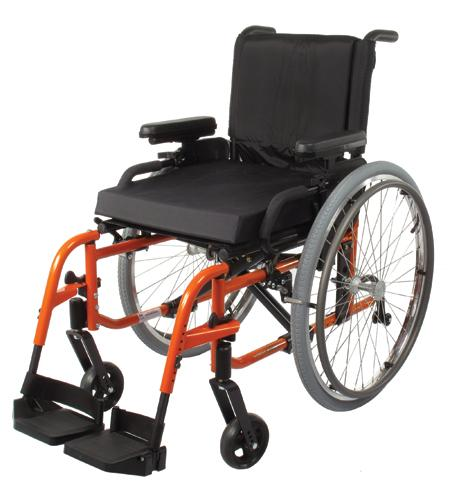 Quickie® LXI Folding Ultralight Wheelchairs - BC MedEquip Home Health Care