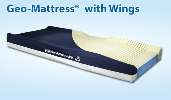 Geo-Mattress® with Wings®**please call for pricing - BC MedEquip Home Health Care
