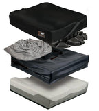 Rental Wheelchair  Cushion - Foam Contoured or Gel ...starting at $80/month - BC MedEquip Home Health Care