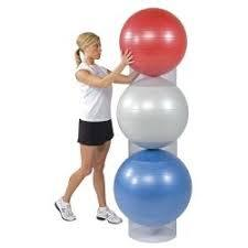 Thera-Band Exercise Ball Stacker - BC MedEquip Home Health Care