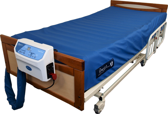 Rental Topaz 8 Low Air Loss Mattress - BC MedEquip Home Health Care