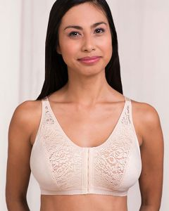 Trulife Naturalwear 327 Charlotte Front Hook Leisure Bra - BC MedEquip Home Health Care