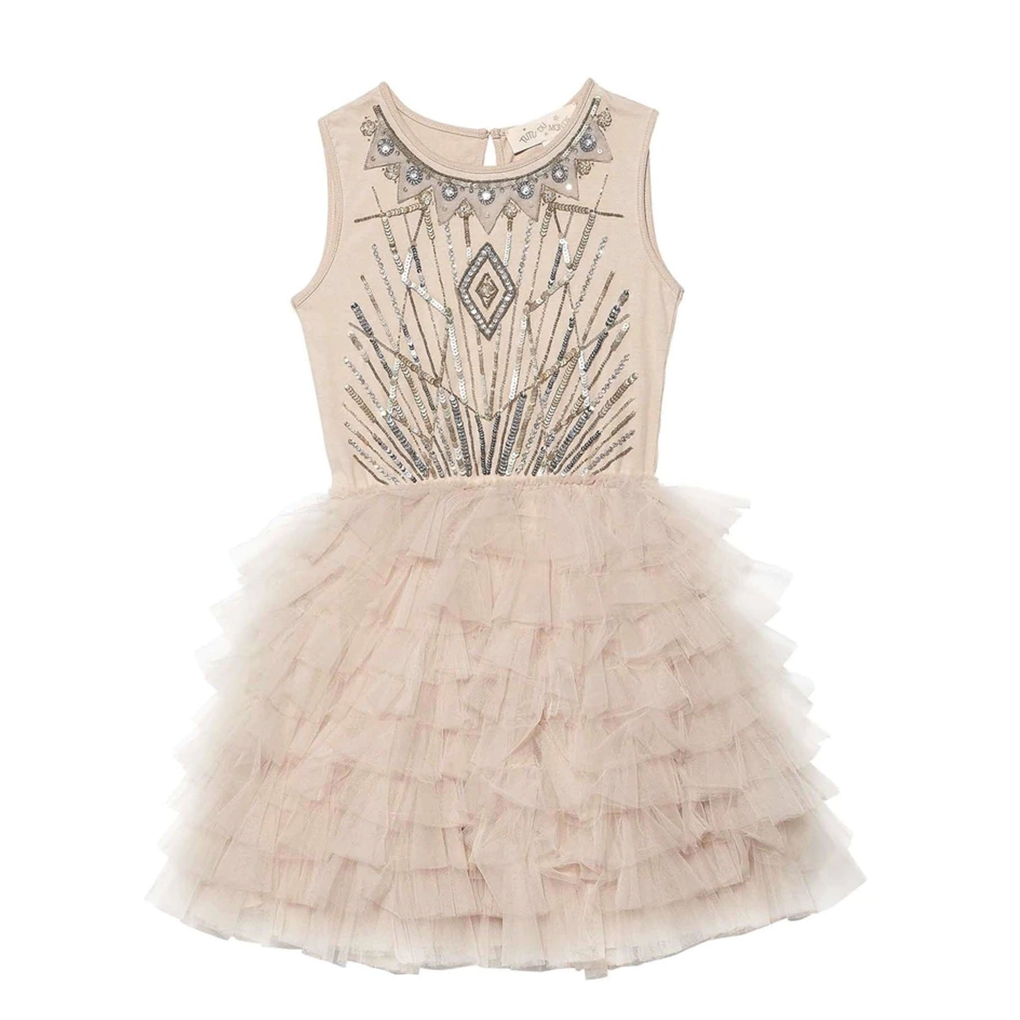 Tutu Du Monde Galena Tutu Dress - Apple Pie