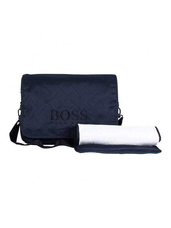 Hugo Boss Changing Bag Navy