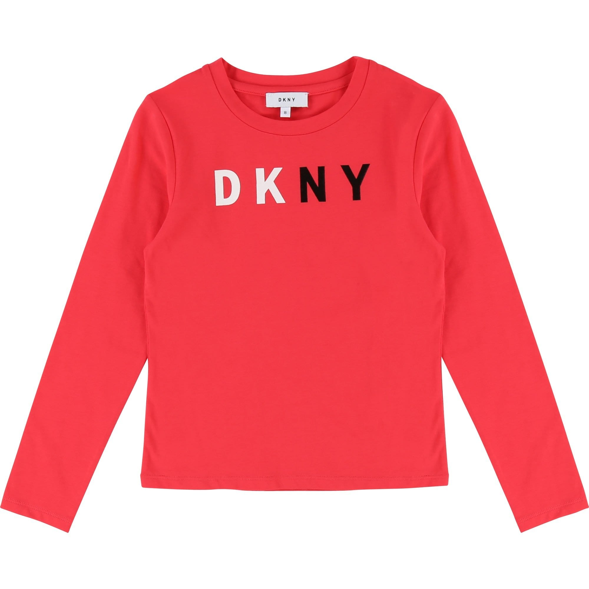 DKNY Long Sleeve T-Shirt (4716492095619)