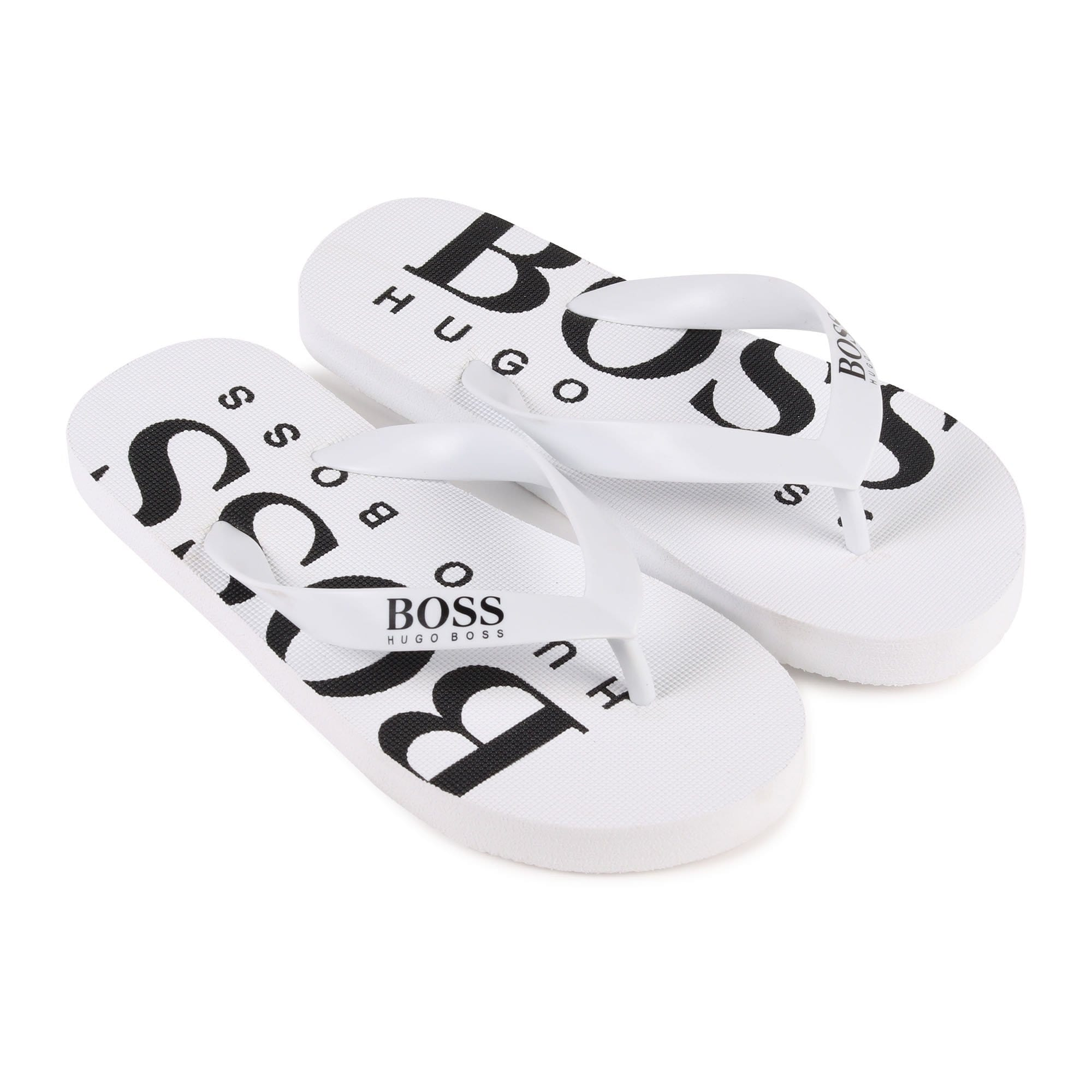 Hugo Boss Thongs White J29198/10B