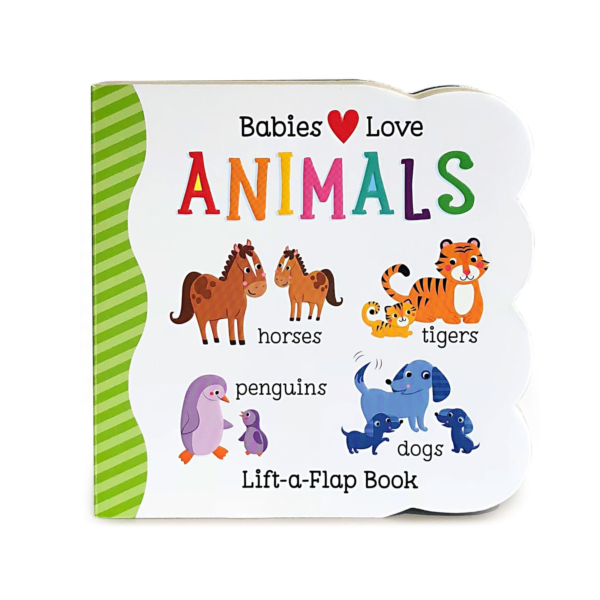 Babies Love Lift-a-Flap Book