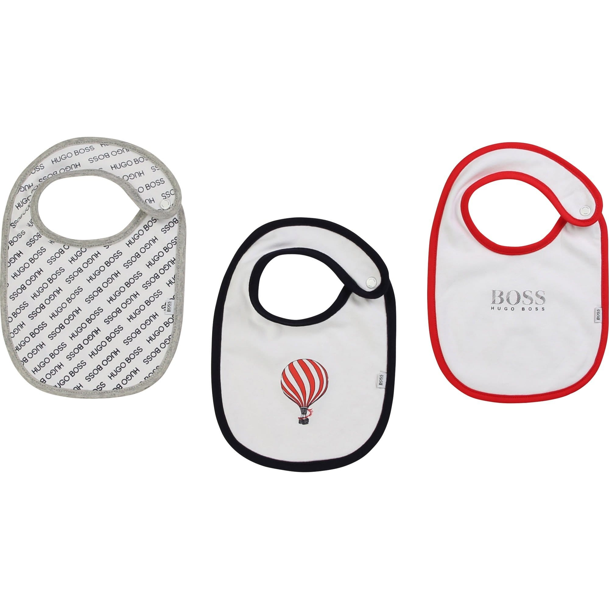 Hugo Boss 3 Bib Set