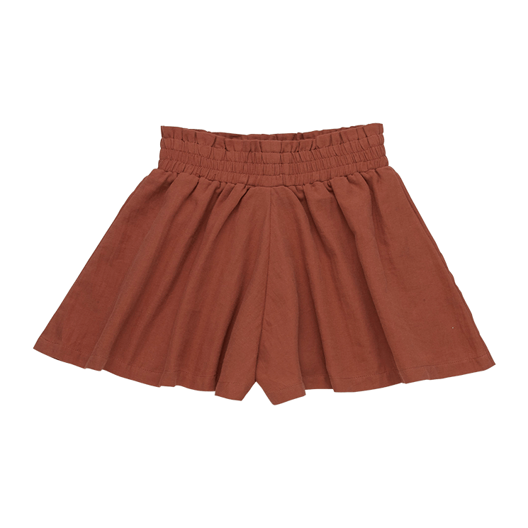 Rock Your Kid Light Brown Papillon Shorts