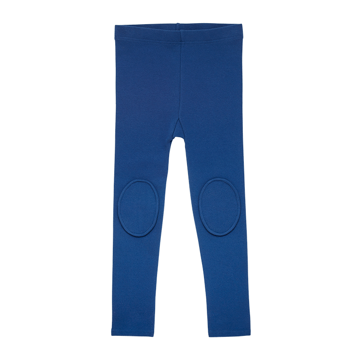 Rock Your Kid Knee Patch Tights Navy (4636169764995)