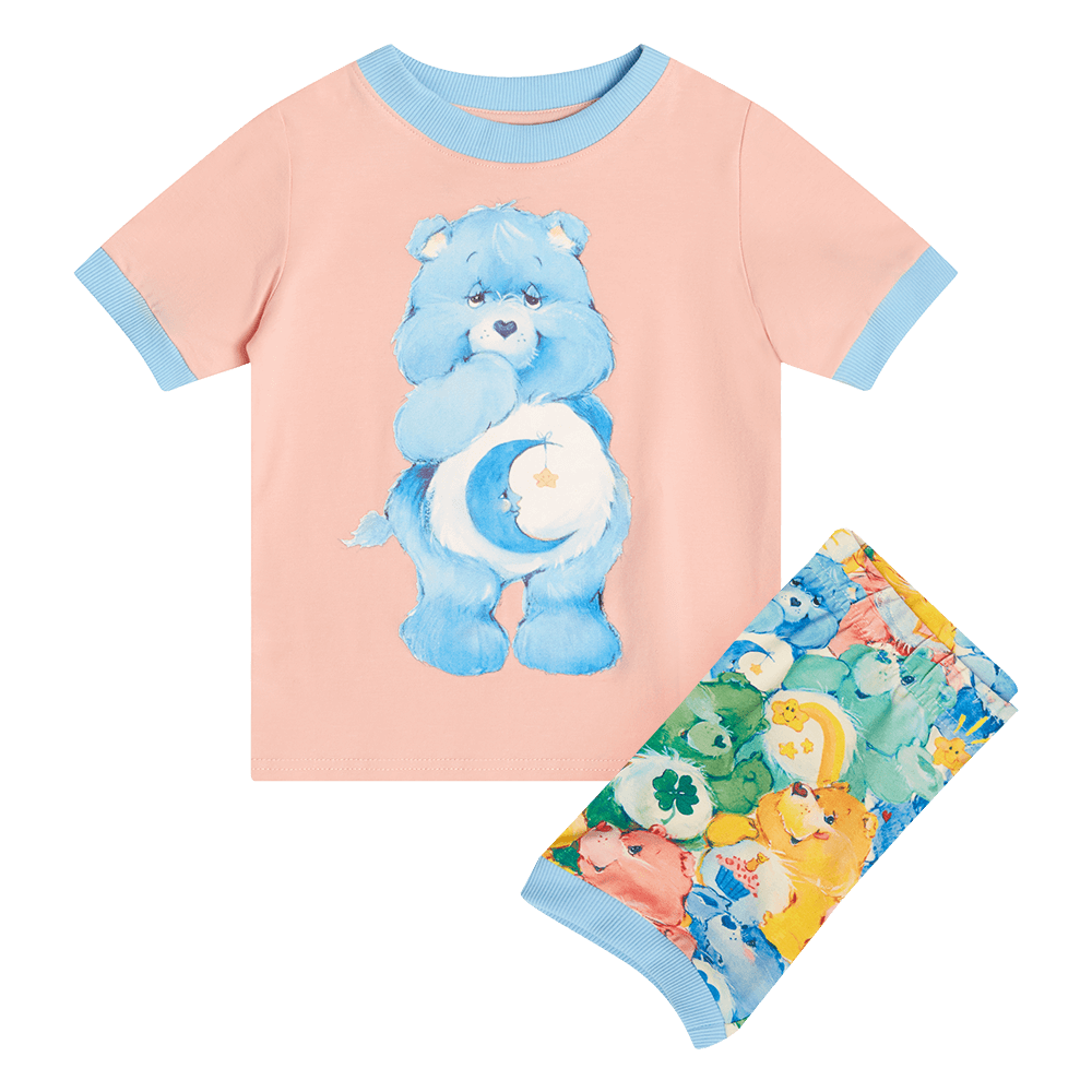 Rock Your Kid Goodnight Bear Pyjama Set - Care Bear