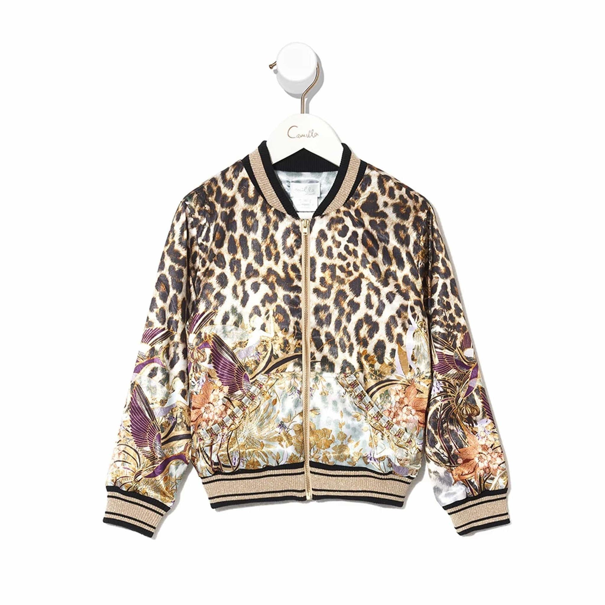 Camilla Nomadic Nymph Infants Bomber Jacket