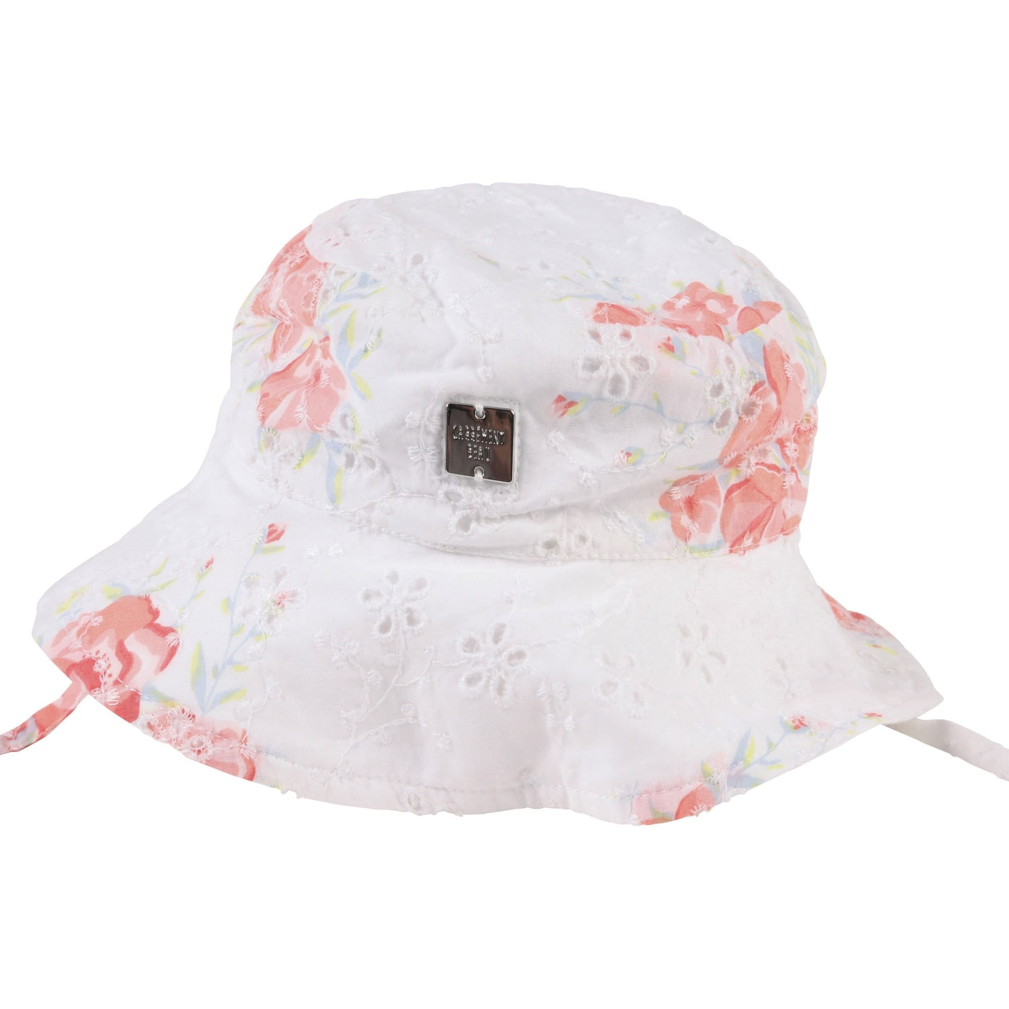 Carrement Beau Floral Bucket Hat