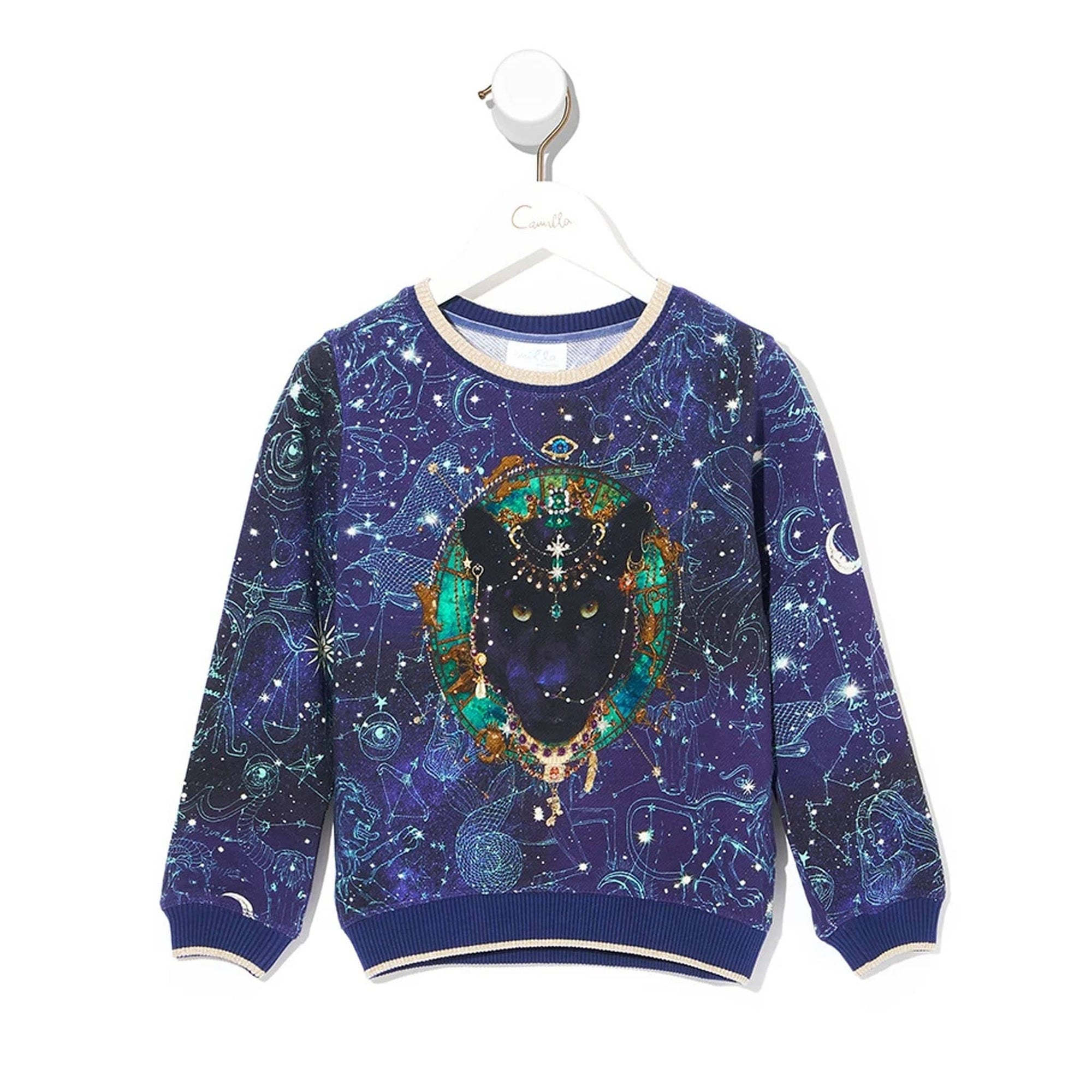 Camilla Stargazers Daughter Kids Sweater