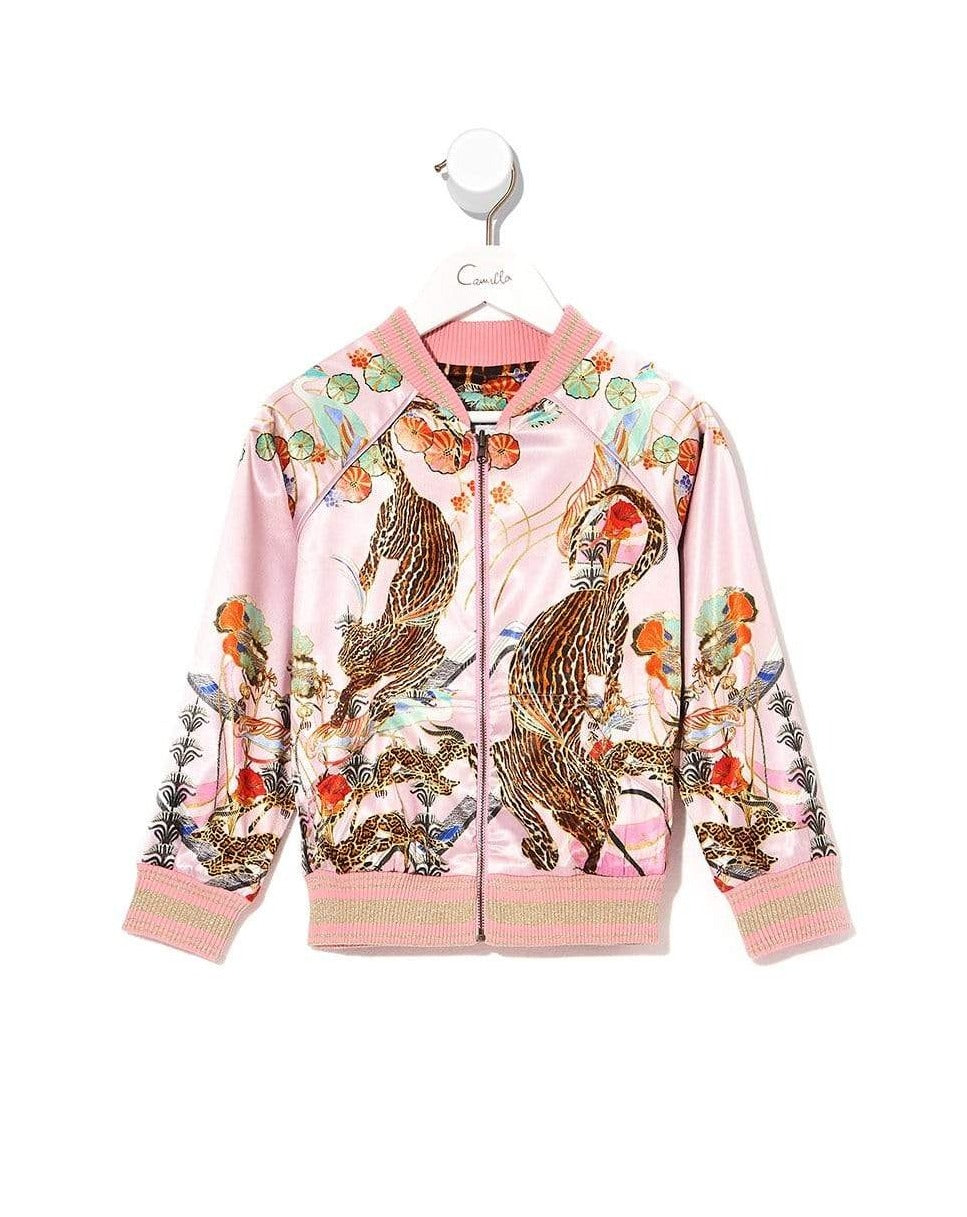 Camilla Ziba Ziba Infants Reversible Bomber Jacket