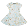 Rock Your Kid Unicorn Clouds - SS Waisted Dress