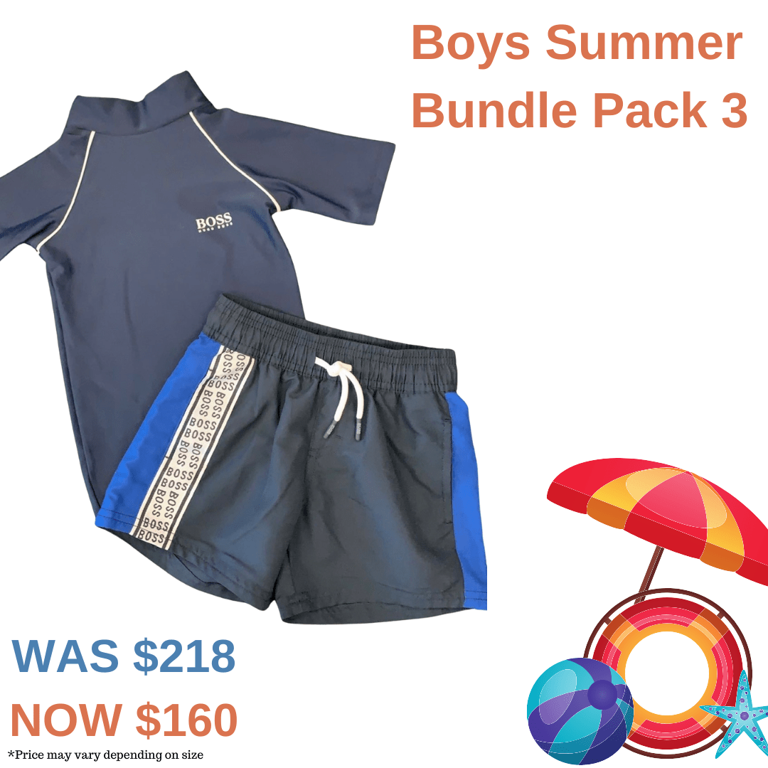 Boys Summer Bundle Pack 3