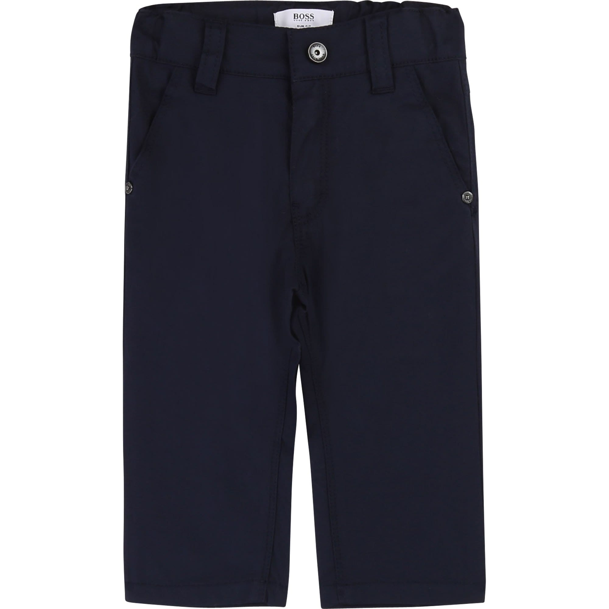 Hugo Boss Baby Chino Pants (4696901681283)