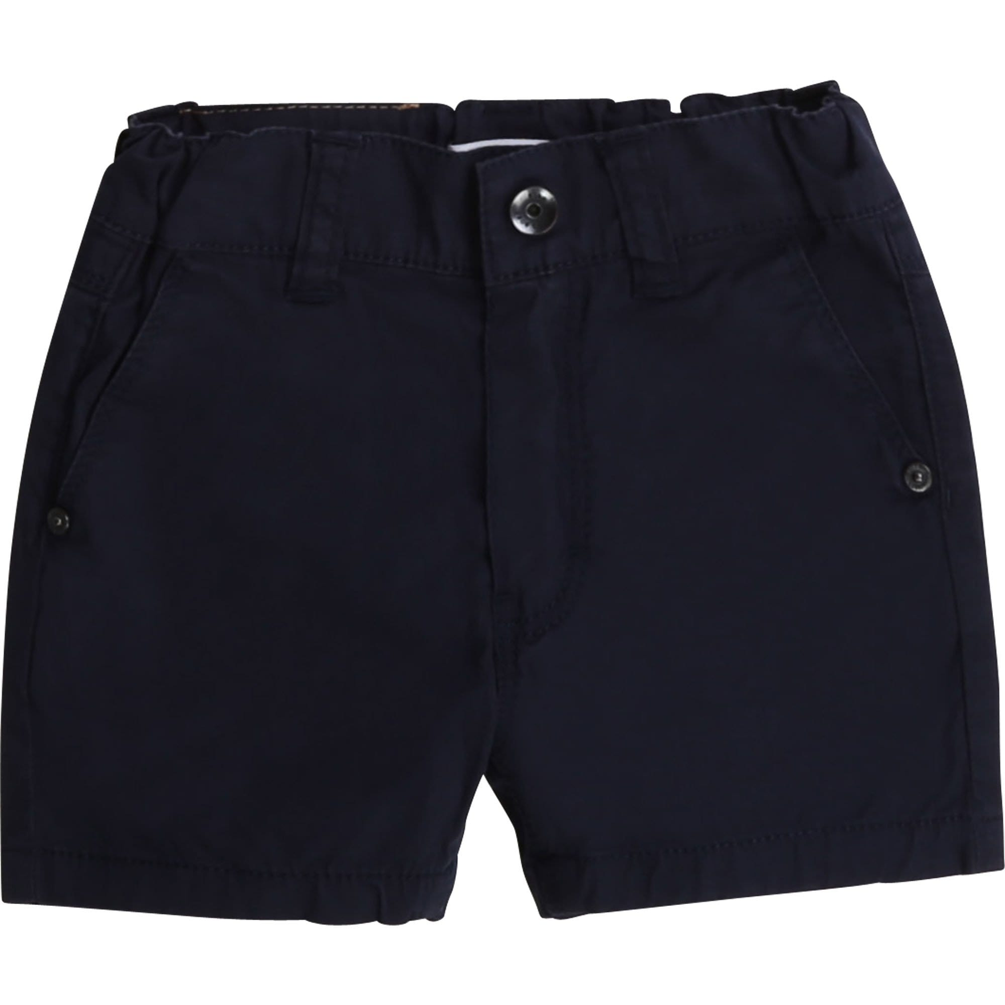 Hugo Boss Navy Chino Shorts