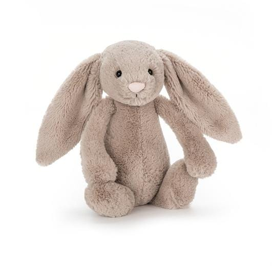 Jelly Cat Bashful Beige Bunny Small